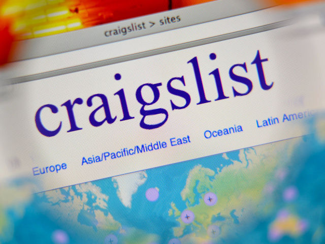 Blogging on Craigslist