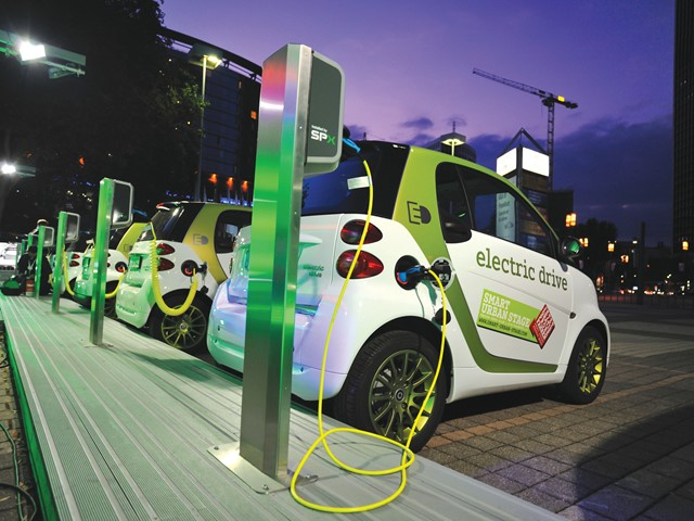 Hybrid Electric Vehicle – Down To The Parts