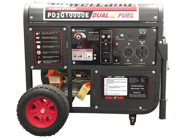 A Used Portable Generator Provides Value