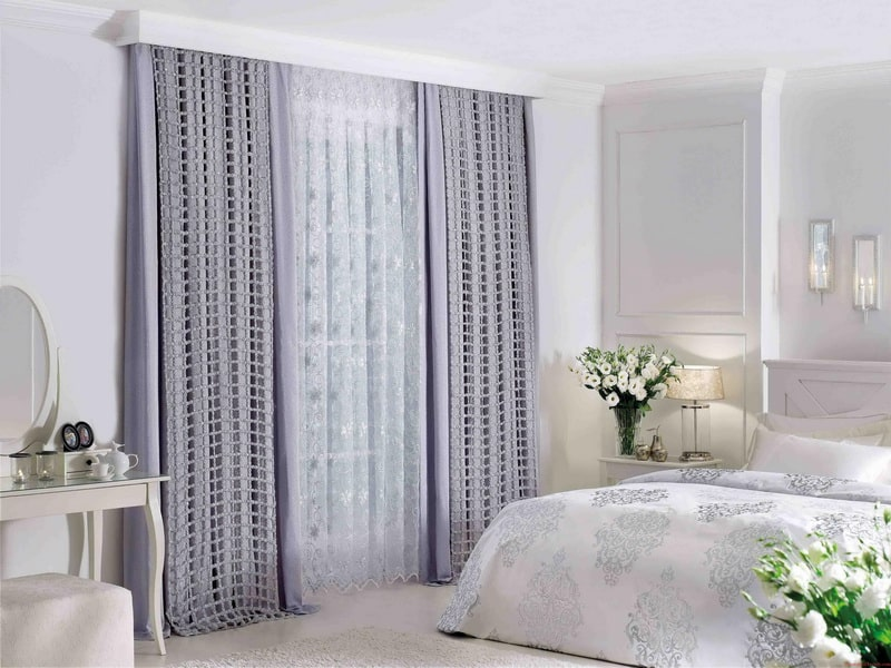 Bedroom Drapes: Embellishing Concepts